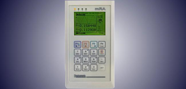 mRA Dwukanałowy rejestrator pomiarowy
