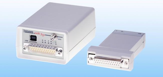 mR3p Rejestrator pomiarowy trojkanalowy z przerywaczem