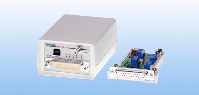 mR4 Rejestrator pomiarowy czterokanalowy